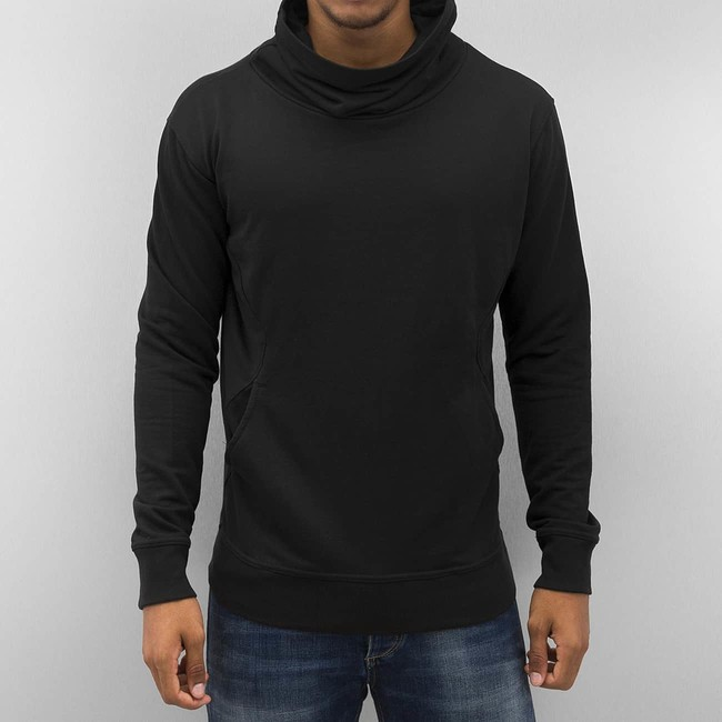 JUST RHYSE Толстовка Turtleneck Black