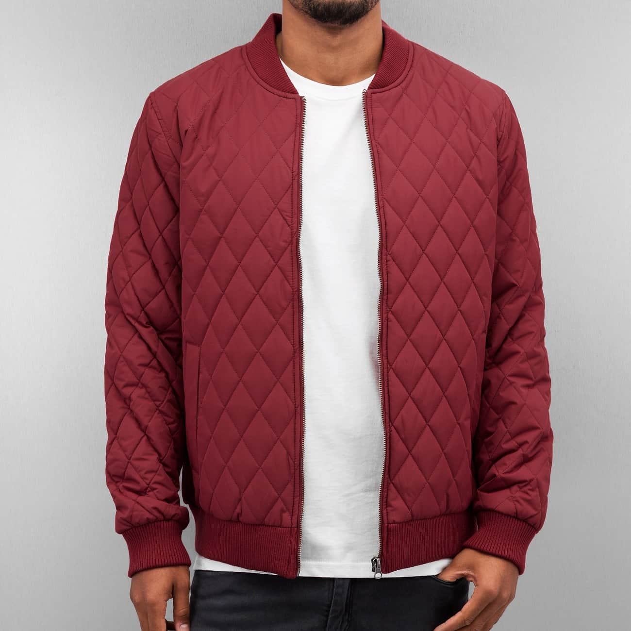 Куртка Cyprime Quilted Bordeaux