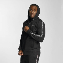 THUG LIFE Толстовка Wired Life Zip Hoody Black