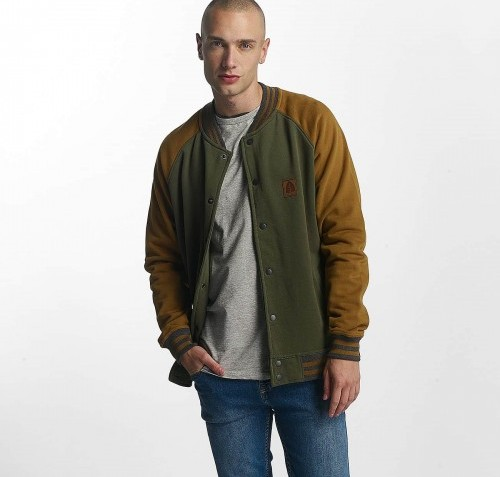 JUST RHYSE Толстовка Chitina Jacket Olive