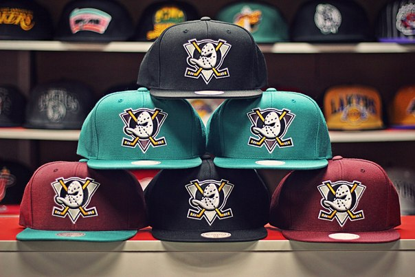 Коллекция Mitchell and Ness
