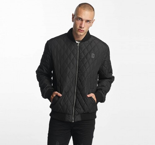 CYPRIME Куртка Quilted Bomber Black