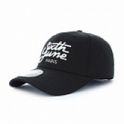 Бейсболка SIXTH JUNE Curved Cap with Logo Black