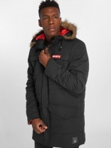 Куртка Who Shot Ya? Winter Jacket Battle Bass black