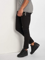Джинсы 2Y PREMIUM BRAND Rock Slim Fit Denim Black