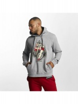 Толстовка DANGEROUS Race City Pikwire Hoody Grey Melange