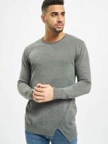 Толстовка-джемпер 2Y PREMIUM BRAND Hazel Knit Sweater Grey