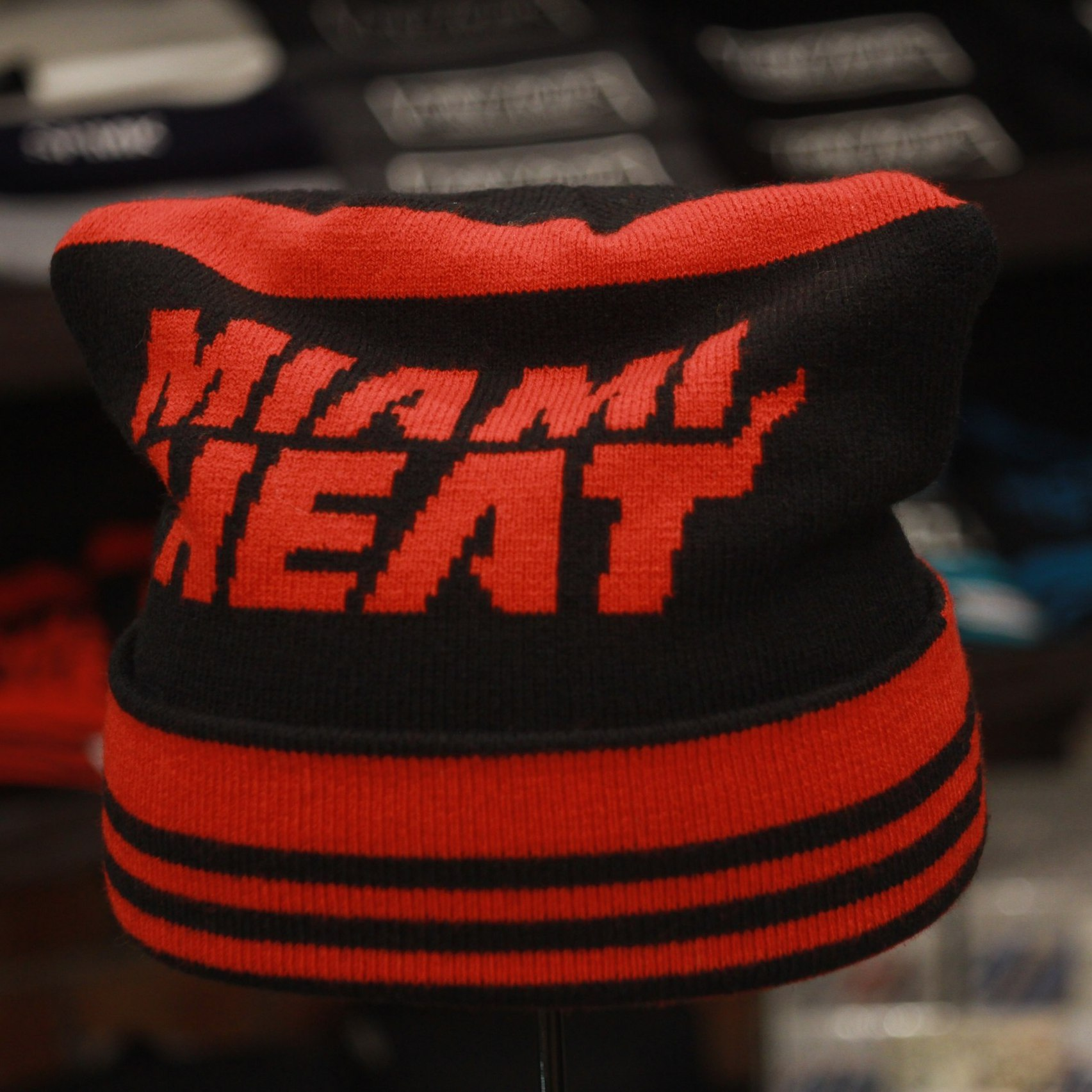 Mitchel & Ness Miami Heat