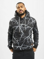Толстовка JUST RHYSE Thunder City Hoodie Black