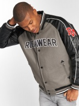 ROCAWEAR Куртка Bomber PU Jacket Black