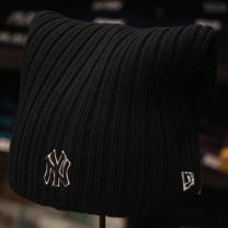 New Era Basic NY Black