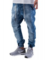 Джинсы JUST RHYSE Eritrea Antifit Jeans Light Blue