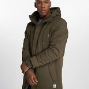 JUST RHYSE Granada Winter Jacket Olive