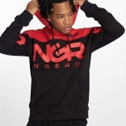 Dangerous  Hoody  Black/red
