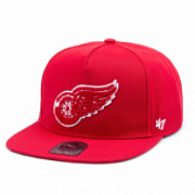 Бейсболка 47BRAND Frat Party Detroit Red Wings red
