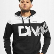 Толстовка DANGEROUS Gino Hoody Black White