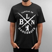 Футболка DANGEROUS BLN T-Shirt Black