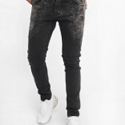 Джинсы 2Y Slim Fit Wyatt black